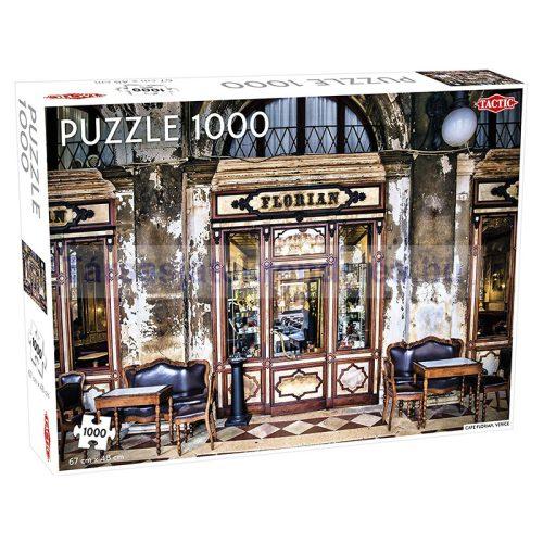 Flórián kávézó 1000 db-os puzzle - Tactic - 55237