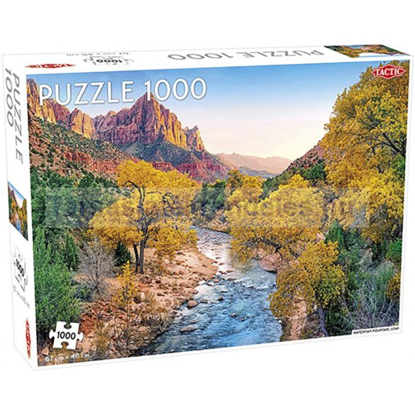 Watchman Mountain 1000 db-os puzzle - tactic - 55243
