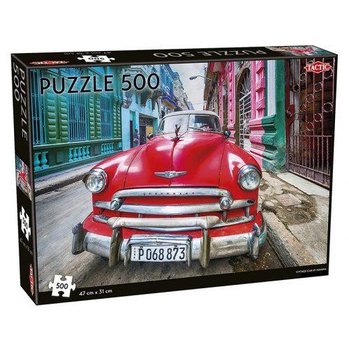 Havanna 500 db-os puzzle - Tactic - 55255