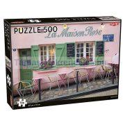 Párizsi kávézó 500 db-os puzzle - Tactic - 55259