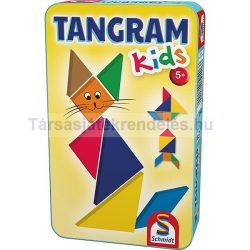 Tangram Kids fémdobozos társasjáték - Schmidt