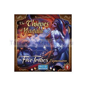 Five Tribes - The Thieves of Naqala kiegészítő - angol nyelvű