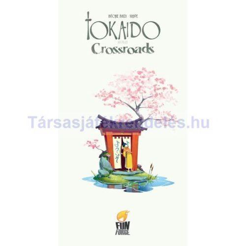 Tokaido társasjáték Crossroads kiegészítő - Angol nyelvű