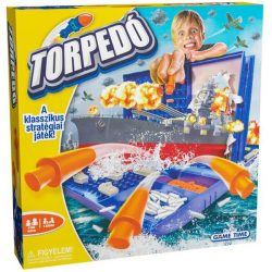 Torpedó - A klasszikus stratégiai társasjáték Funville