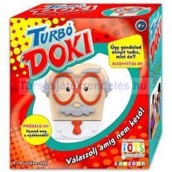 Turbó Doki társasjáték Zanzoon