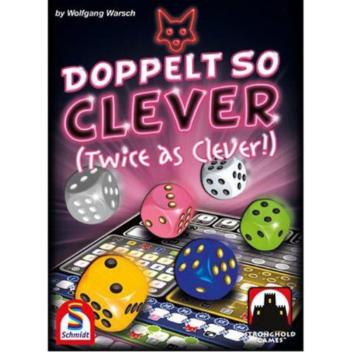Doppelt So Clever - Twice as Clever! társasjáték