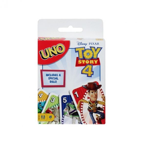 Uno: Toy Story 4 kártyajáték