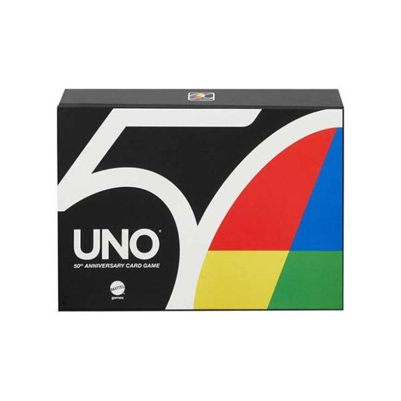UNO 50th Anniversary kártyajáték  - Jubileumi kiadás