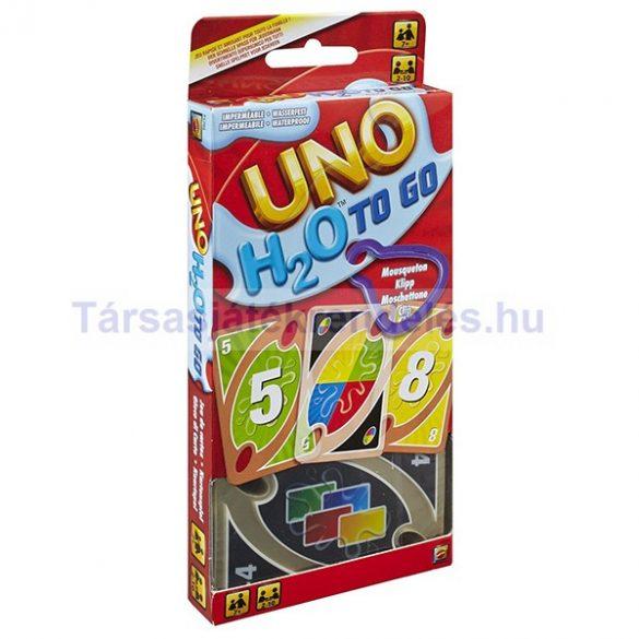 UNO H2O kártyajáték - Mattel