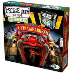 Escape Room - Isten hozott a vidámparkban kiegészítő - Noris
