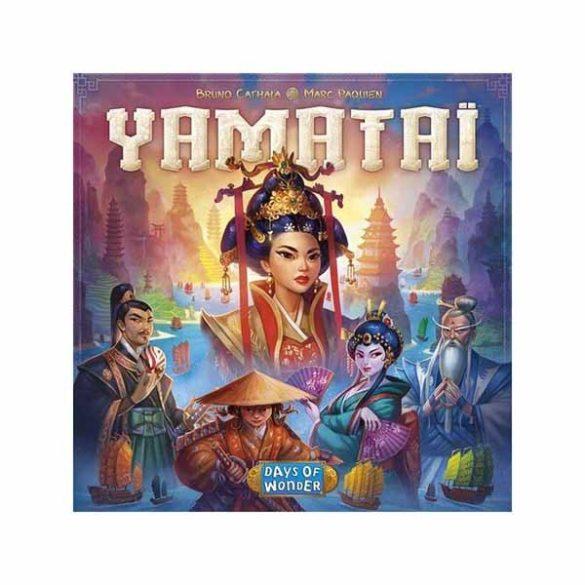 Yamatai társasjáték - angol nyelvű