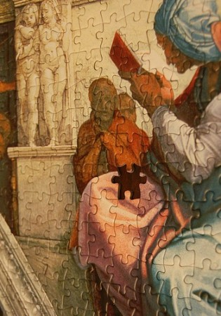 Festmény puzzle